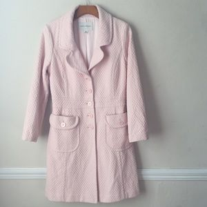 Banana Republic Textured Trench Coat